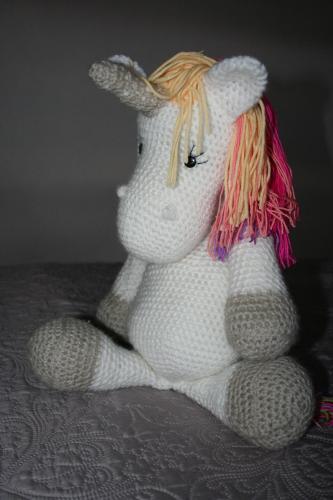 Licorne amigurumi licorne crochet peluche licorne licorne unicorne 3
