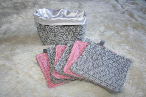 Lingettes demaquillantes lavables latelierdesamantha 4